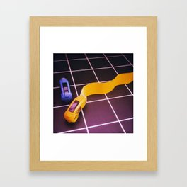 Drunk Driver Framed Art Print