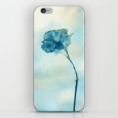 blue day iPhone & iPod Skin