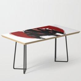 Gohan Illustration Coffee Table