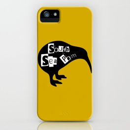 KIWI South Sea Pom iPhone Case