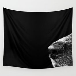 Sneaky Dog Wall Tapestry