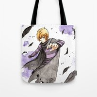 leon Tote Bags featuring Leon by Owly Fa
