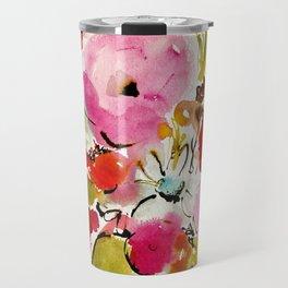 Vase Travel Mug