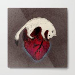 Sweet Heart Metal Print