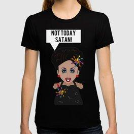 Bianca - Not Today Satan T-shirt