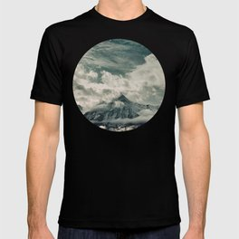 Cloud Mountain in the Canadian Wilderness T-shirt