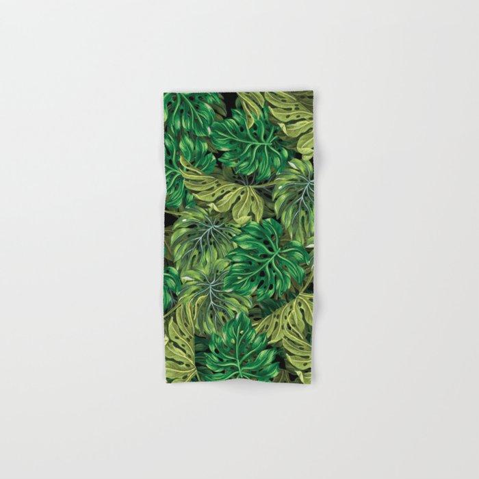 tropical haven 2 Hand & Bath Towel