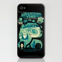 Legends from the Land of Ooo Slim Case iPhone (4, 4s)