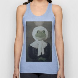 Madame Froggy Unisex Tank Top
