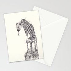 the last guardian  Stationery Cards