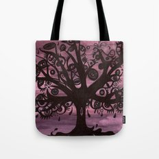 EYE TREE Tote Bag