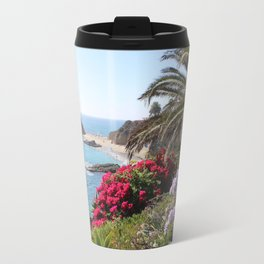 Topical Beauty Travel Mug