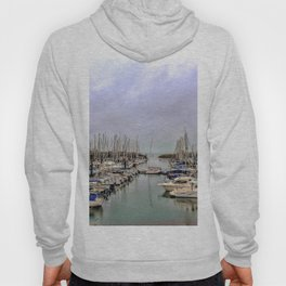 Howth Harbour Hoody