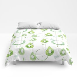 Avocado2 Comforters