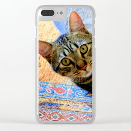Click, Wha...! Clear iPhone Case