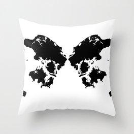 Butterfly Denmark Throw Pillow
