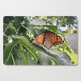 Farmers Market Butterfly #society6 #butterfly #buyart Cutting Board