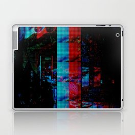Face of a thousand Voices Laptop & iPad Skin