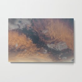 Clouds Pt. 5 Metal Print