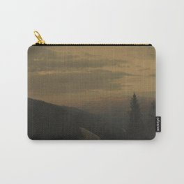The evening of Piere  Carry-All Pouch