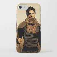 dune iPhone & iPod Cases featuring DUNE by Storm Media