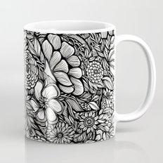 Peony Fascination Coffee Mug