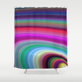 Colorful Lust Shower Curtain