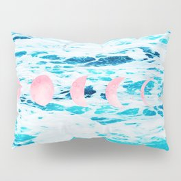 Beach Baby, Moon Baby Pillow Sham