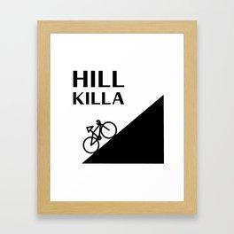 Hill Killa Framed Art Print
