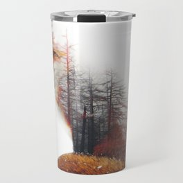 Misty Fox Travel Mug