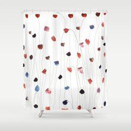 Delicate Matter Shower Curtain