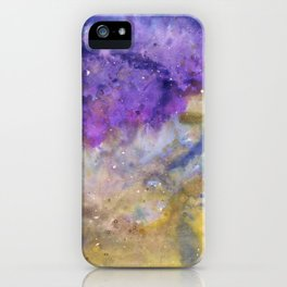 The Ink Constellation iPhone Case