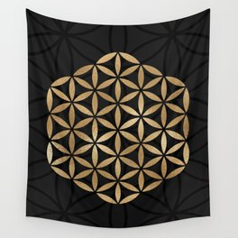 Flower Of Life - Sacred Geometry Wall Tapestry