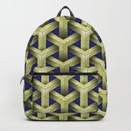 GS Geometric Abstrac 04A2YFX1 S6 Backpack