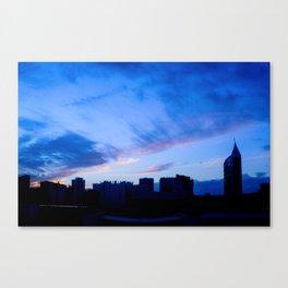 Lisbon Expo 4 Canvas Print