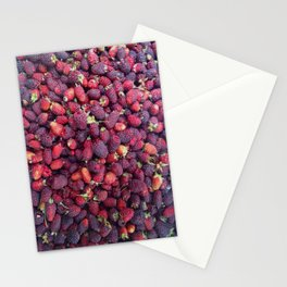 Berries in Paloquemao - Bayas en Paloquemao Stationery Cards