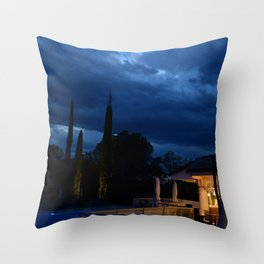 Saint-Raphael Throw Pillow
