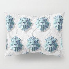 Sabre Tooth Lion Pattern Pillow Sham