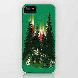 pow wow. iPhone Case