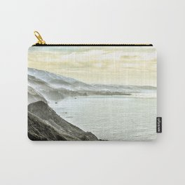 Somewhere over Big Sur. Carry-All Pouch