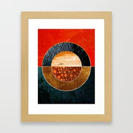 Abstract #143 Framed Art Print