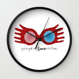 Spectrespects Wall Clock