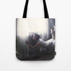 GLITTERED DREAMS Tote Bag