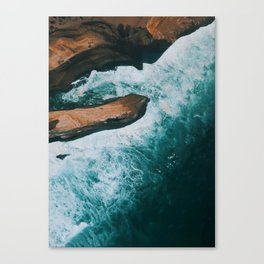 Every Drop in Sync Canvas Print