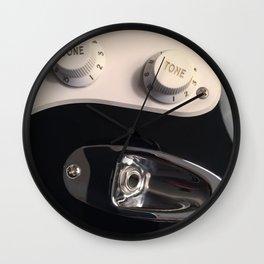 Guitar Tone Wall Clock