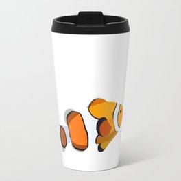 Clown Fish Travel Mug
