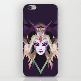 Dragon Sorceress Zyra #2 [League of Legends] iPhone Skin
