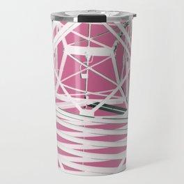 Pink Pylons Travel Mug