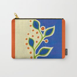 blue vine ... Carry-All Pouch