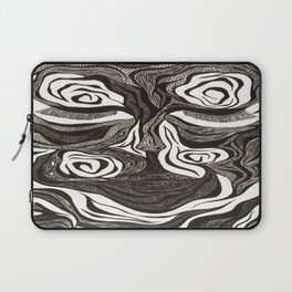 Peace Within The Battle Laptop Sleeve
